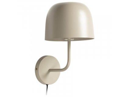 Béžové kovové nástěnné světlo LaForma Alish 35 cm