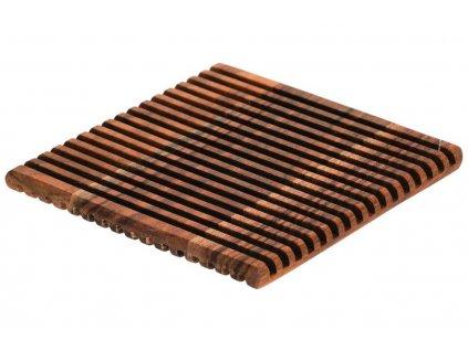 Dřevěná podložka LaForma Melia 20 x 20 cm
