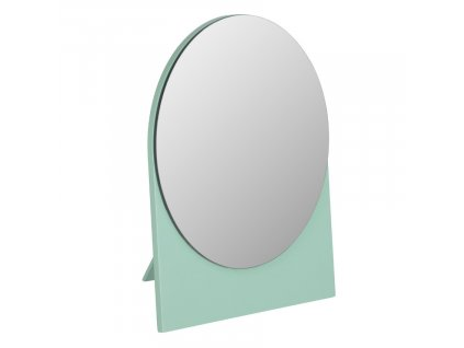 Zelené stolní zrcadlo LaForma Mica 17x20 cm