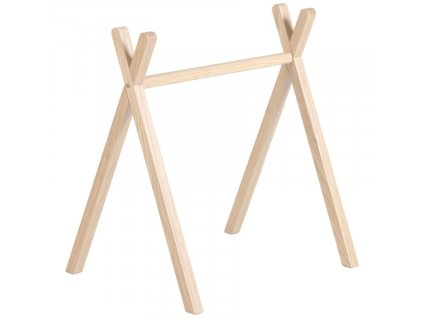 Jasanová dřevěná dětská hrazda LaForma Maralis 53 x 67 cm
