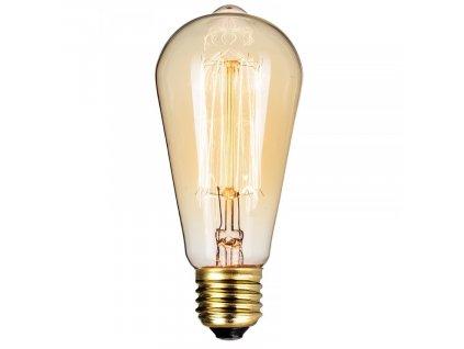 Designová retro žárovka BF19