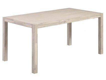 Akátový jídelní stůl LaForma Alen 160 x 90 cm