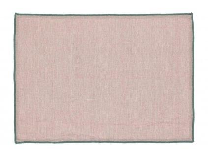 Sada prostírání LaForma Denali pink
