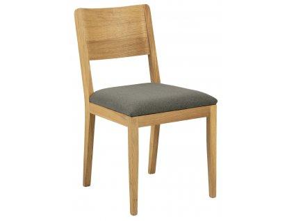 Dubová jídelní židle Elister