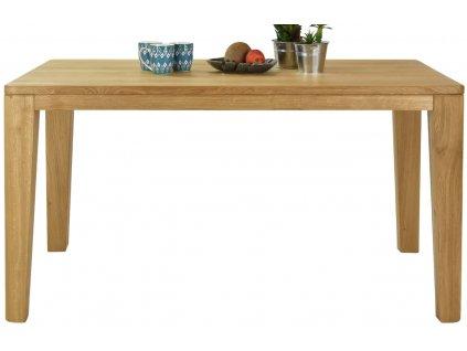 Masivní dubový jídelní stůl Yori 180 x 90 cm