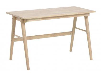 Kaučukový pracovní stůl LaForma Curie 120 x 60 cm