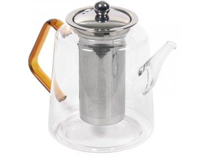 Skleněná konvice na čaj LaForma Dariela se sítkem
