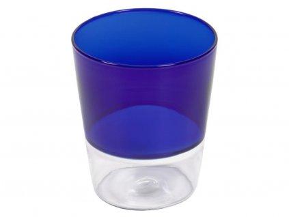 Modrá sklenička LaForma Diara