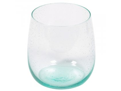 Modrá sklenice LaForma Hanie