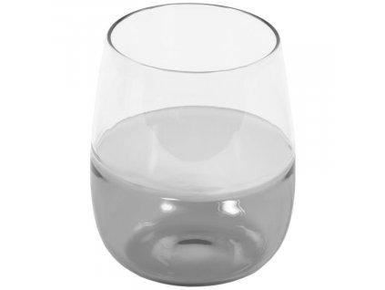 Malá šedá sklenička LaForma Inelia
