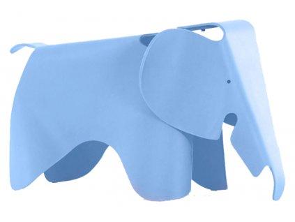 eames elephant lightblue