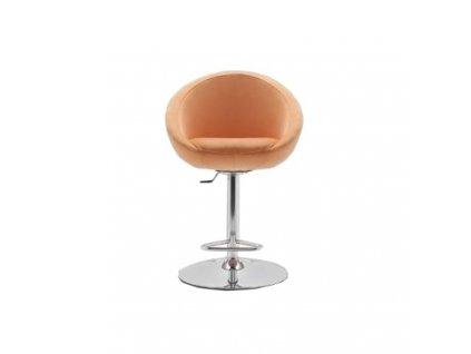 Meruňková barová židle MARBET LOBO