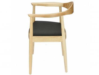 Dřevěná židle Kennedy, jasan