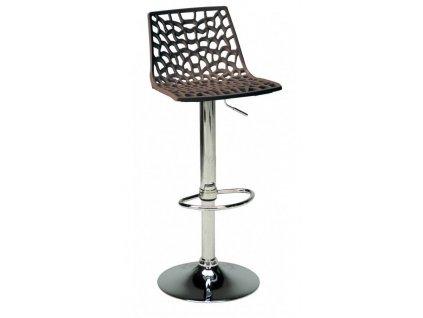 Plastová barová židle Coral