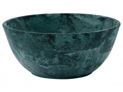 Zelená miska Serveur ⌀ 13 cm
