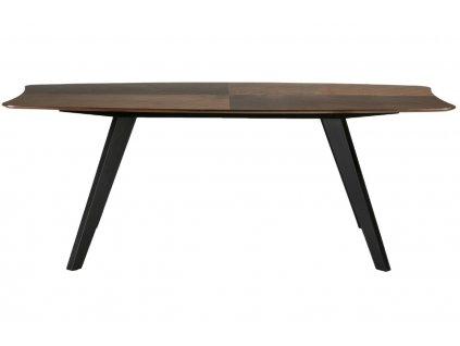 Ořechový jídelní stůl Marckeric Norita 200 x 100 cm