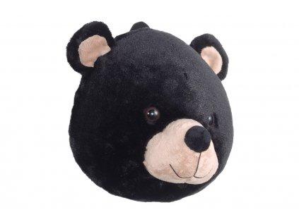 Plyšová nástěnná dekorace ve tvaru medvěda Vipack Bear