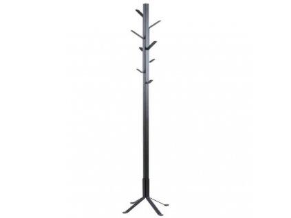 Věšák Limby 180 cm, kov, černá