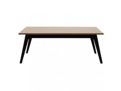 Dřevěný konferenční stolek MARBET FIN D