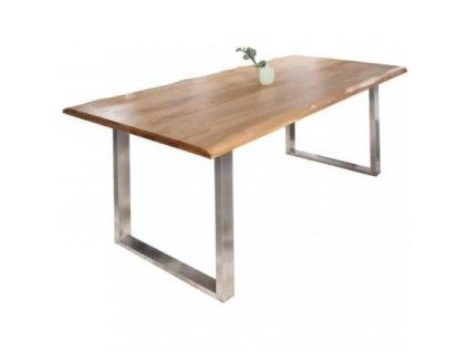 Masivní dubový jídelní stůl Giada 220x100 cm