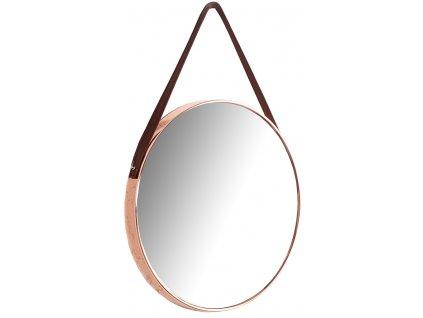 Závěsné měděné zrcadlo Anet