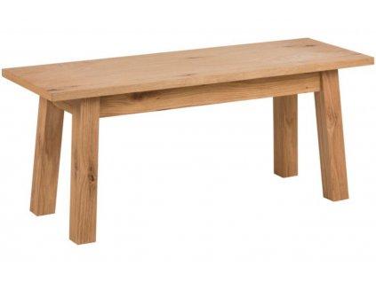Dřevěná lavice Rachel 110 cm