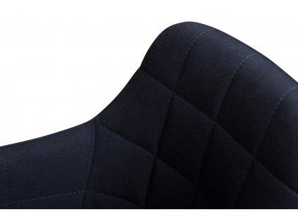 Modrá židle DanForm Embrace