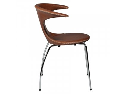 Světle hnědá židle DanForm Flair