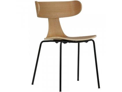 Světlá jasanová jídelní židle Plane848x848