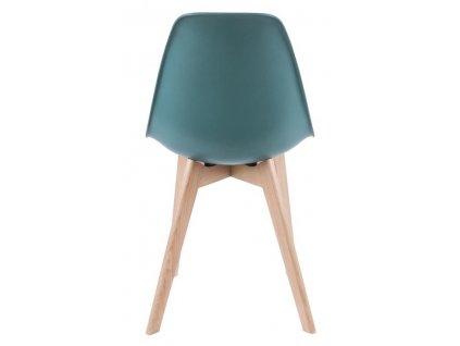 Designová židle Artas, modrá