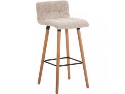 Barová židle Connie, krémová