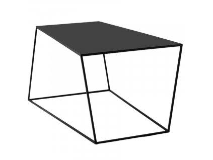 Černý kovový konferenční stolek Nara 100x60 cm848x848