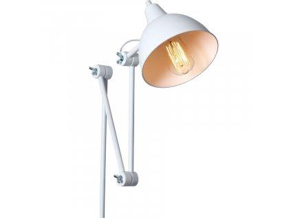 Bílá kovová nástěnná lampa Cobain I.848x848