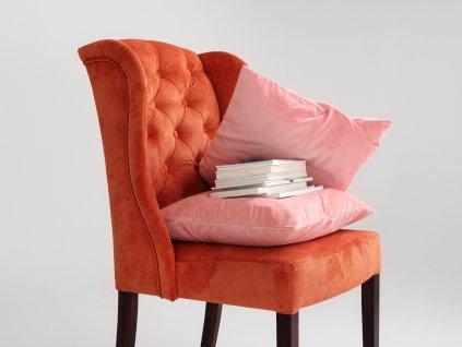 Elegantní čalouněná židle Versai