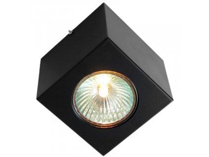 Černé bodové světlo Glosse 1