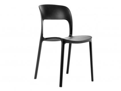 Jídelní židle Lexi černá