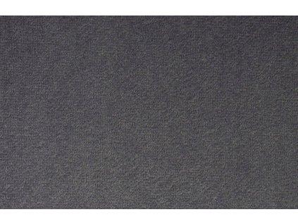 Jídelní židle ZUIVER BRIT čalouněná sametovou látkou v tmavě šedé barvě