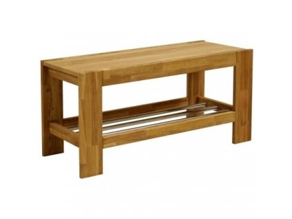 Dubová dýhová lavice Ciara