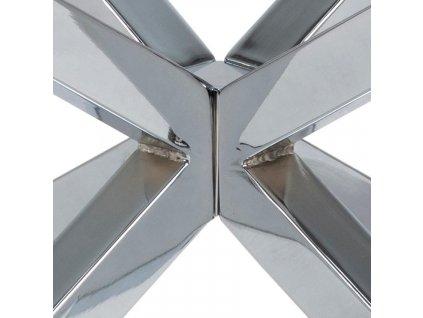 Skleněný konferenční stolek Skyline 82 cm