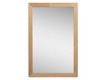 Dubové závěsné zrcadlo Menera