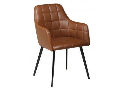Hnědá židle DanForm Embrace