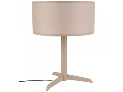 Taupe stolní lampa ZUIVER SHELBY
