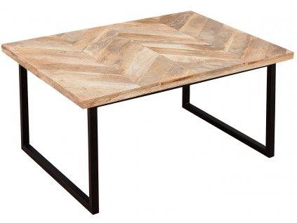 Masivní konferenční stolek Letric