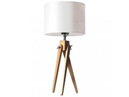 Stolní lampa LF 16, přírodní podnož