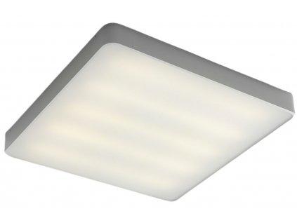 Bílé kovové nástěnné světlo Paxon 60x60 cm