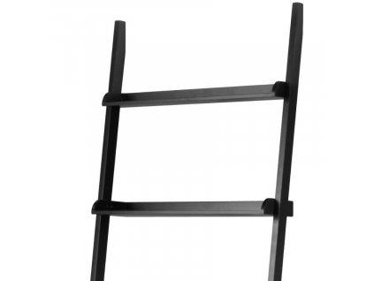Nástěnný regál Leero 66,5 cm, lakované MDF