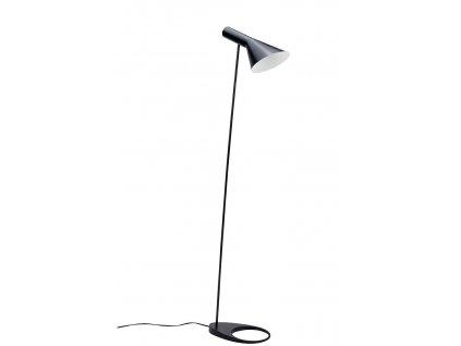Lampa Beja, stojací, černá