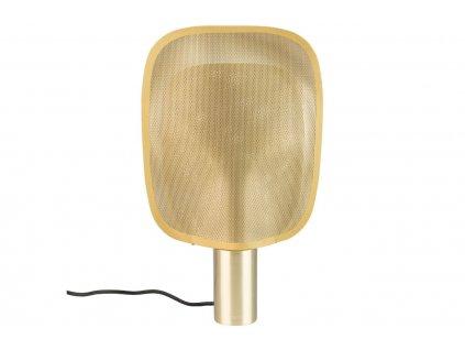 Mosazná stolní lampa ZUIVER MAI S