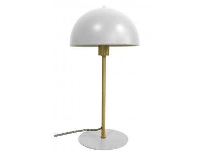 Bílá stolní lampa Lacy