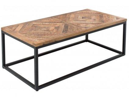 Masivní konferenční stolek Wotan